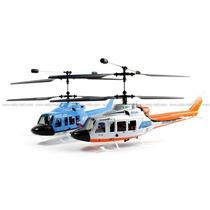 Helicóptero E-sky A300 Laranja 4ch Coaxial Rtf 002774