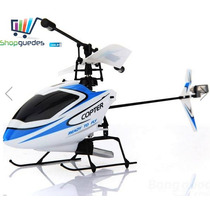 V911 2.4ghz 4ch Rc Helicopter Wltoys C/ Gyro Mode 2