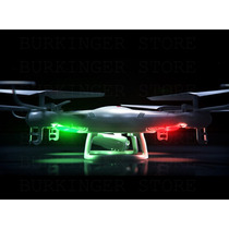 Drone Syma X5c-1 Camera Hd Na Caixa + Grátis Bateria Extra