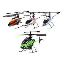 Mini Helicóptero V911 4 Canais - Somente O Helicóptero Bnf