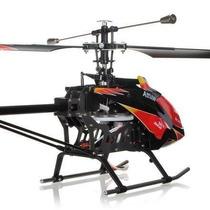 2 Helicóptero Wltoys V913 4canais Radio 2.completo