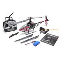 Helicoptero F645 Mxj 2.4 Ghz 4 Canais Radio Digital Gopro
