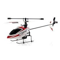 Mini Helicóptero Hx706 4 Canais, Com Gyro E Controle 2,4ghz