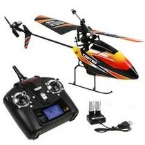 Helicóptero V911 Completo 4ch - Controle 2.4ghz - Original