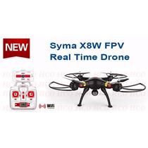 Syma X8wc Quadricoptero Replica Do Dji Phanton Syma X8w Fpv
