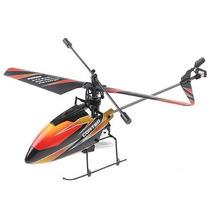 V911 4 Canais Mini Helicóptero, Com Gyro E Controle 2,4ghz
