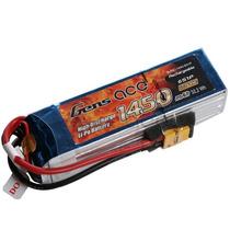Bateria Lipo 6s 22.2v 1450mah 45c 6s1p Gens Ace T-rex 450l