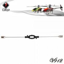 Barra Estabilizadora (fly Bar) Para Helicóptero Wltoys V912