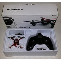 Mini Drone Quadricoptero Hubsan X4 H107c Com Câmera (novo)