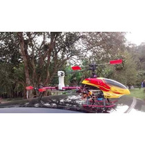 Esky Honey Bee King 3 (red) 6ch Ccpm Rc Helicopter Rtf 2.4gh
