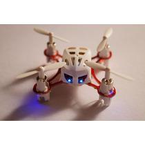 Mini (micro) Ufo Drone Cx-ii 4 Channels 3d Rtf = Completo