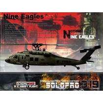 Helicóptero Nine Eagles Solo Pro 319 B Hawk 60 Ne2004419