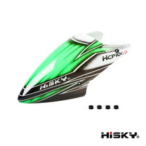 Hisky Hcp100s Helicoptero Controle Remoto Canopy