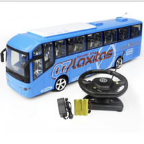 Miniatura Ônibus De Controle Remoto