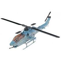 Helicóptero Thunder Tiger E325 Mini Titan Azul 6ch 2.4 3870