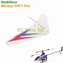 Estabilizador Cauda (stabilizer) Helicóptero Wltoys V911 Pro