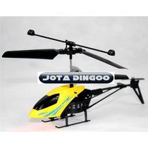 Mini Helicóptero Inquebrável! No Brasil Pronta Entrega! Gyro