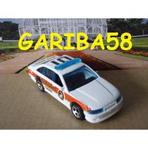 Hot Wheels 1997 Police Cruiser Chief Fire Dept. Gariba58