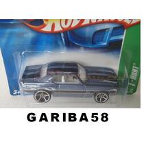 Hot Wheels 2008 #172 ´69 Camaro T-hunt Normal Gariba58