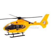Helicóptero Eurocopter Ec135 New Ray 1:43 Amarelo 3424-1