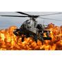 Helicóptero Ah-64 Longbow Apache 1986 1/48 Motor Max Guerra