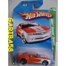 Hot Wheels Chevy Camaro Concept 2010 #062 T Hunt N Gariba58