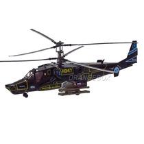 Helicóptero Kamov Ka-50 Blackshark Easy Model 1:72 Ae-37020