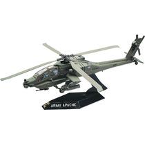 Helicóptero Ah-64 Apache 1:72 Snaptite - Revell