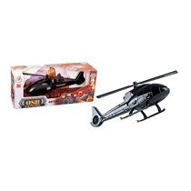 Brinquedo De Plástico - Helicóptero Blindado - Orange Toys