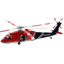 Helicóptero Uh-60a American Firehawk1:72 Easy Model Ae-37019