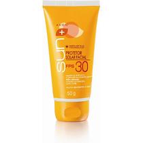 Avon Sun Protetor Facial Fps 30 - Promoção
