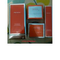 Avon Renew Genics Kit Com 4 Produtos
