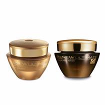 Avon Kit Renew Ultimate 7s 45+ Dia E Noite Por: R$ 99,90