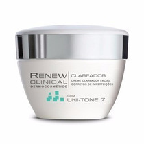 Oferta! Lançamento Renew Clinical Creme Clareador Uni-tone7