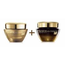 Avon Renew Ultimate 7s 45+ - Creme Dia E Noite - 50g Cada