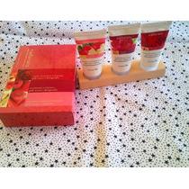 Estojo Avon Naturals Creme Hidratante Para As Mãos Com 3 Uni