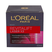 Creme Anti Idade Revitalift Laser X3 50ml