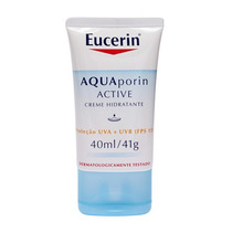 Eucerin Aquaporin Active Fps 15 Creme Hidratante Facial 40ml