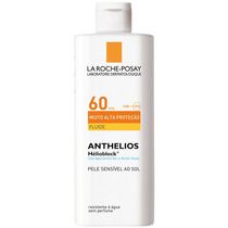 Protetor Solar Anthelios Fps60 Fluido 125ml