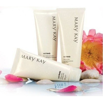 Kit Mary Kay 3 Produtos Satin Body Completo Pronta Entrega!