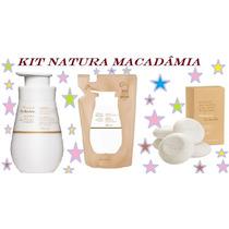 Kit Natura Todo Dia Macadâmia Promoção