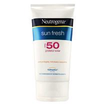 Protetor Solar Sun Fresh Fps 50 Neutrogena 120ml