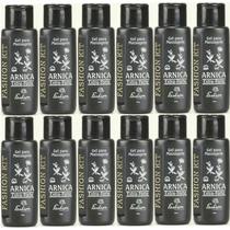 Gel Para Massagem Arnica Extra Forte 200g * Caixa Com 12 *