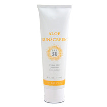 Protetor Solar Aloe Sunscreen - Forever - 118ml