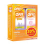 Kit Repelente Off Kids + Cosmetic 117ml + Nota Fiscal