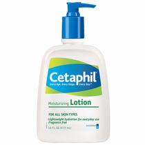 Cetaphil Loção 473ml Moisturizing Hidratante Corporal Pele!