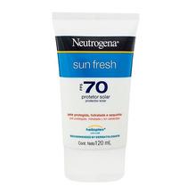Protetor Solar Sun Fresh Fps 70 Neutrogena 120ml