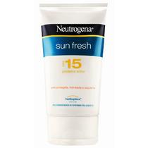 Protetor Solar Sun Fresh Fps 15 Neutrogena 120ml