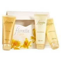 Kit Floratta In Gold Cuidados Para Corpo O Boticário 3 Itens