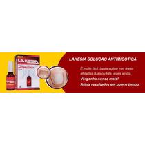 Lakesia Solução Antimicotica 30ml Novo